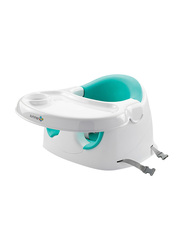 Summer Infant 3-in-1 SupportMe Seat for Kids, White/Green