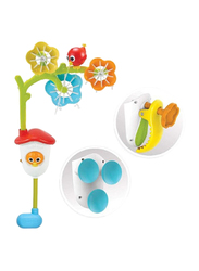 YooKidoo Sensory Bath Mobile for Baby, Multicolor