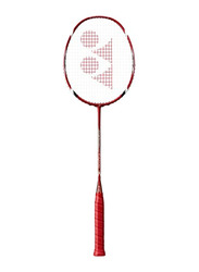 Yonex Arcsaber 10 LTH Badminton Rackets with Cover, 3U G5, Red