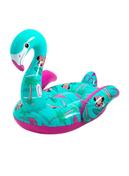 Bestway Flamingo Minnie Ride-On Floater, 173 x 170cm, Multicolor
