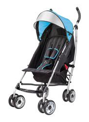 Summer Infant 3D Lite Convenience Stroller, Tropical Caribbean Blue