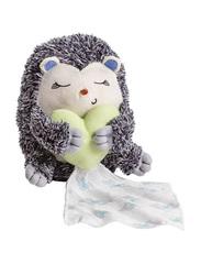 Summer Infant Little Heartbeat Hedgehog Sleep Soother, Black