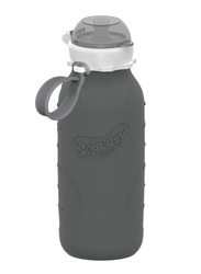 Squeasy Gear Sport Bottle 475ml, Grey