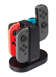 Venom Charging Station for Nintendo Switch, Black