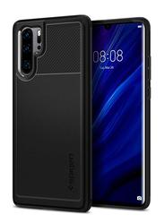 Spigen Huawei P30 Pro Rugged Armor Mobile Phone Case Cover, L37CS25725, Matte Black