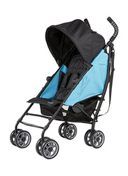 Summer Infant 3D Flip Convenience Stroller, Now & Then Teal