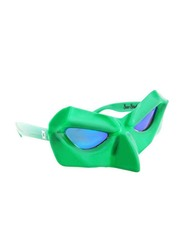 Sun Staches Officially Licensed Green Lantern Sunglasses for Kids/Adults, Green/Blue