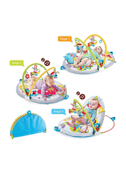 YooKidoo Gymotion Lay To Sit-Up Play with Music, Multicolor