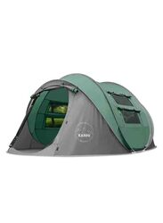 Kazoo 6 Person Pop Up Tent, Green