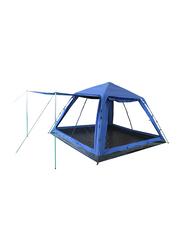 Procamp Automatic Tent, 6 Person, Blue