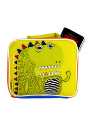 Thermos Lunch Kit, Fun Faces Soft, Green