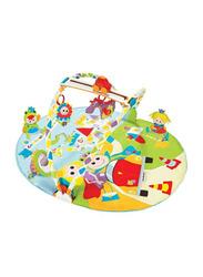 YooKidoo Gymotion Activity Playland, Multicolor