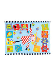 YooKidoo Discovery Play Mat, Multicolor