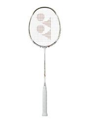 Yonex Arcsaber 10 LPG Badminton Rackets with Cover, 3U G5, Pearl White