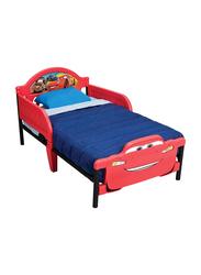 Delta Children Cars 3 Toddler Bed, Multicolor