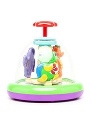 Kiddieland Press N Spin Aqua Fun, Multicolour