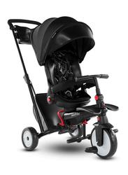 SmarTrike STR7 Folding Trike Stroller, Urban Black