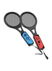 Venom Twin Pack Tennis Rackets For Nintendo Switch, Blue/Red