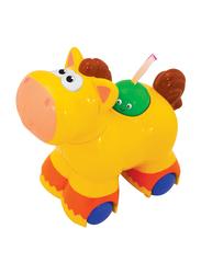 Kiddieland Push N Go Pony, Multicolour