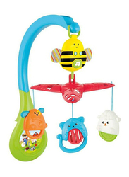 Winfun Busy Bee 3-in-1 Mobile, Multicolour