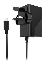 Venom Power Supply Charger for Nintendo Switch, Black