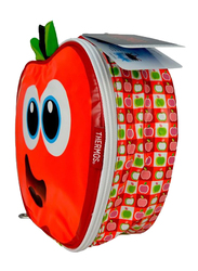Thermos Lunch Kit, Fruit Novelty Apple, Red