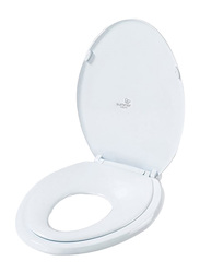 Summer Infant 2-in-1 Topper Round Potty Seat, White