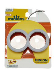 Sun Staches Officially Licensed Kevin Yellow Minion Sunglasses for Kids, Grey/Yellow