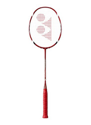 Yonex Arcsaber 10 LTH Badminton Rackets with Cover, 3U G4, Red