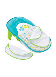 Summer Infant Folding Baby Sling with Warming Wings, Blue/Green/White