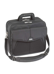 Targus 15.4-inch Trademark Toploading 400 Edition Notebook Case Bag, Black
