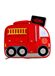 Thermos Lunch Kit, Fire Truck Novelty, Red
