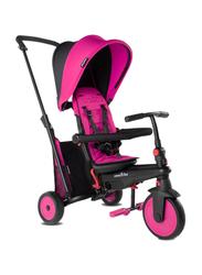 SmarTrike STR3 Folding Trike Stroller, Pink