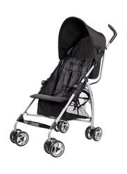Summer Infant Go Lite Convenience Stroller, Black Jack
