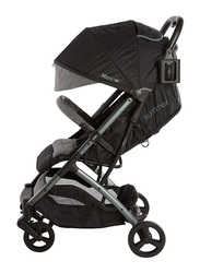 Summer Infant 3D Pac CS Compact Tri Fold Stroller, Ash Grey