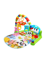 2 In 1 Baby Kick and Play Piano Gym Mat