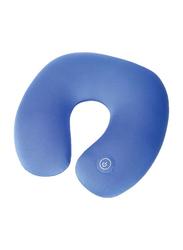 Neck Massaging Pillow, Blue