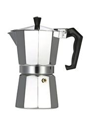 Espresso Percolator Coffee Maker, 111252, Silver/Black