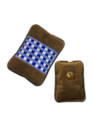 Electric Water Bag Massager, Brown