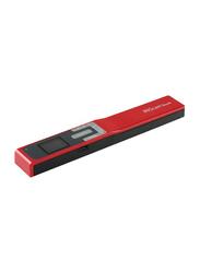 IRIScan Book 5 Wireless Scanner, Red