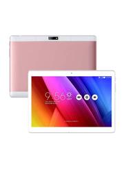 S-Color U100 64GB Rose Gold 10.1-inch Tablet, 4GB RAM, Dual Sim, Wi-Fi + 4G LTE