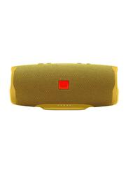 Margoun Charge 4 Portable Bluetooth Speaker, Yellow