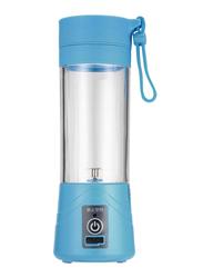 500ml Juice Cup Portable Electric Juicer Blender, JIPUSH-97, Blue