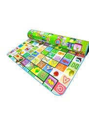 Multi-Functional Fruit Letter Bpm Foam Baby Activity Crawling Playmat Carpet