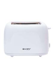 Olympia 2-Slice Toaster, 6450W, OE-506, White