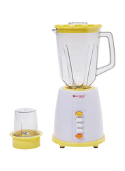 Olympia 2-In-1 Blender, 350W, OE-555, White/Yellow/Clear