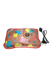 Electric Hot Water Bag, Multicolour