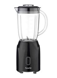 Saachi 2 in 1 Blender and Grinder, 300W, NL-BL-4393-BK, Black