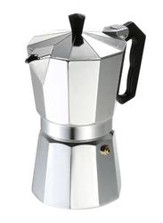Espresso Percolator Coffee Maker, 111251, Silver/Black