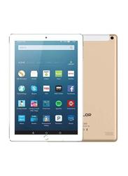 S-Color U300 64GB Gold, 10.1-Inch Tablet, 4GB RAM, 4G LTE + WiFi